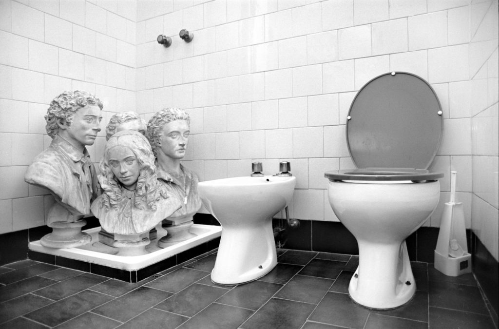 WC INTELLETTUALE